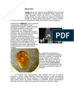 COMPLEMENTO MINERALOGIA