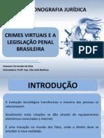 Slides - Crimes Virtuais - OfICIAL