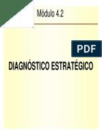 4.2 - Diagnóstico Estratégico