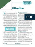 Picojustification