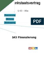 Rundfunkstaatsvertrag §43-46a