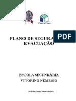 Plano de Segurança e Evacuação