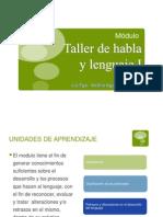 1. Taller Sucre Presentación de Modulo