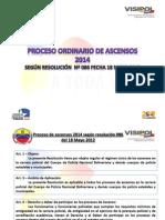 Ascensos 2014 Presentacion Final (2)