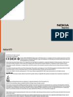 Nokia N79 User Guide