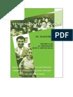 Tendencias Pedg. Revista Española 2009