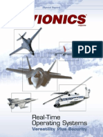 RTOS for Avionics
