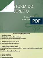 HD 07082014 Apresentação Da Disciplina