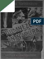 Flammarion, Mille - Dumnezeu in Natura