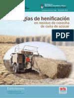 Tecnologias Henificacion Residuos Cosecha Cana Azucar