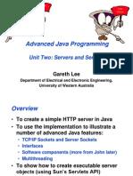 A Java Servers
