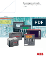 ABB Controle Logico Programavel - CLP 2008