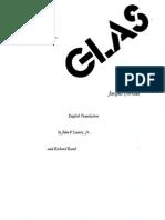 Derrida - Glas