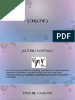 Presentación sensores