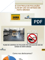 Plano de Controle de Poluição de VeículoSEMA
