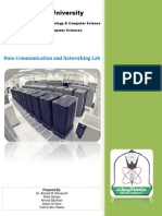 CS 335 Networks Lab Manual