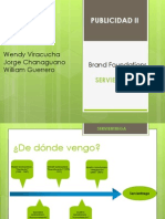 Brand Foundation Servientrega