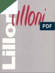 Catalogo generale opere Umberto Lilloni vol. 1