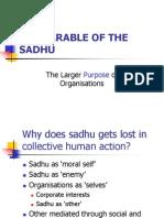 Parable of Sadhu