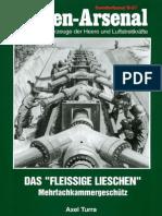Waffen Arsenal - Sonderband S-57 - Das fleissige Lieschen - Mehrfachkammergeschütz