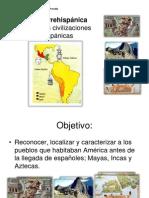Historia Originaria Precolombina
