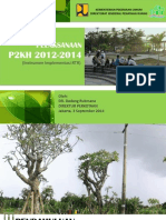 Evaluasi Program Kota Hijau (P2KH)