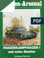 Waffen Arsenal - Sonderband S-48 - Panzerkampfwagen I und seine Abarten