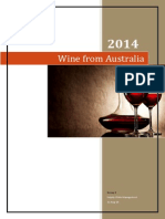 Import of wine