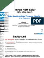 Omron-HEM-Solar-LTD-DesignMed Din Ce e Format Imagini