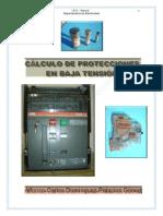 Cálculo de Protecciones en Baja Tensión_IES Atenea