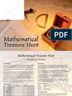 Treasure Hunt Secondary