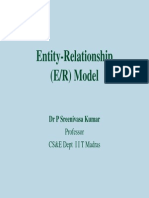 Entity Relationship Model M2