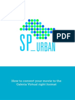 How to Convert Your Movie - SP_URBAN 2013