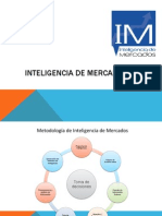 Inteligencia de Mercados Ppt