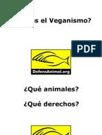 Que es el veganismo