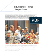Accord and Alliance – First Phase Of Inspections.docx