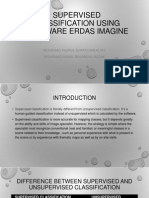 Supervised Classification Using Software Erdas Imagine