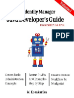 CA IdentityMinder Java Developer's Guide Tutorial [Sample]