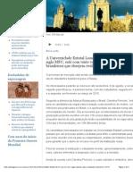 Universidade Estatal da Rússia tem vagas para estudantes brasileiros - Notícias - Rússia - Voz da Rússia