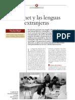 Internet y Lenguas Extranjeras
