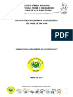 p.p. Infancia y Adolescencia Valle de San Juan Mayo 13 de 2014.Docx Dos