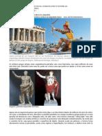 Pesquisa Sobre as Cores Das Esculturas Da Antiguidade
