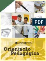 Cartilha - Orientação Pedagogica - Ensino Especial