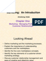 Marketing Ch 1