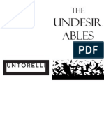 Undes Imposed