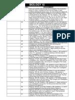 Biology 10 - Lessons 40-57