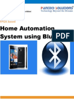 Home Automation System Using Bluetooth