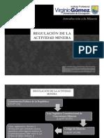 6.- Regulacion de La Actividad Minera (1)