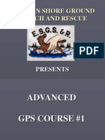 Advanced GPS Course 2011-04-14