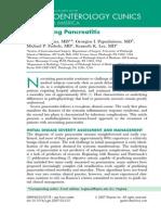 Hughes Necrotizing Pancreatitis